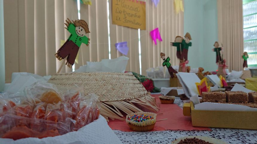 Serviço de Proteção e Atenção realiza festa junina para usuários