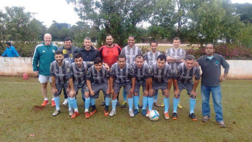 Confira o resultado da 17 edição do Campeonato Municipal de Veteranos Quarentão