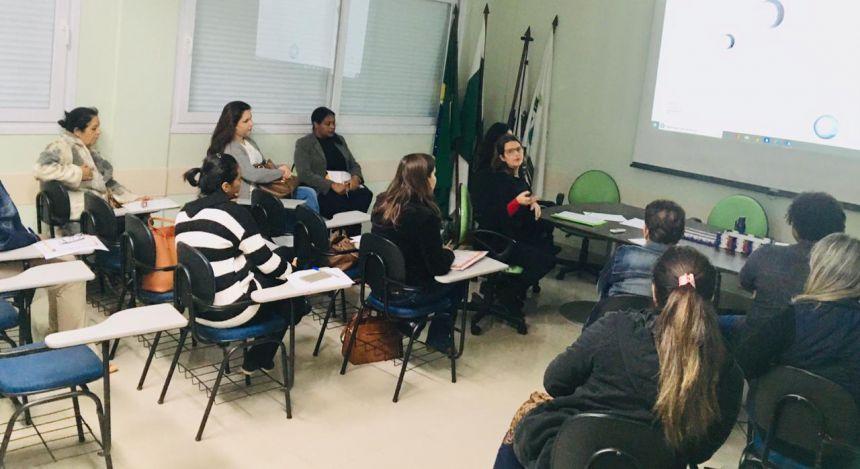 Reunião do Conselho Municipal de Assistência Social