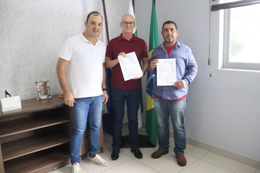 Prefeitura renova convênio com a CODECAB