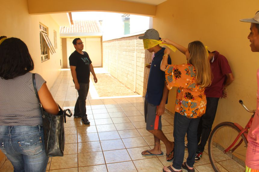 Secretaria de Assistência Social promove atividade de conscientização no CREAS