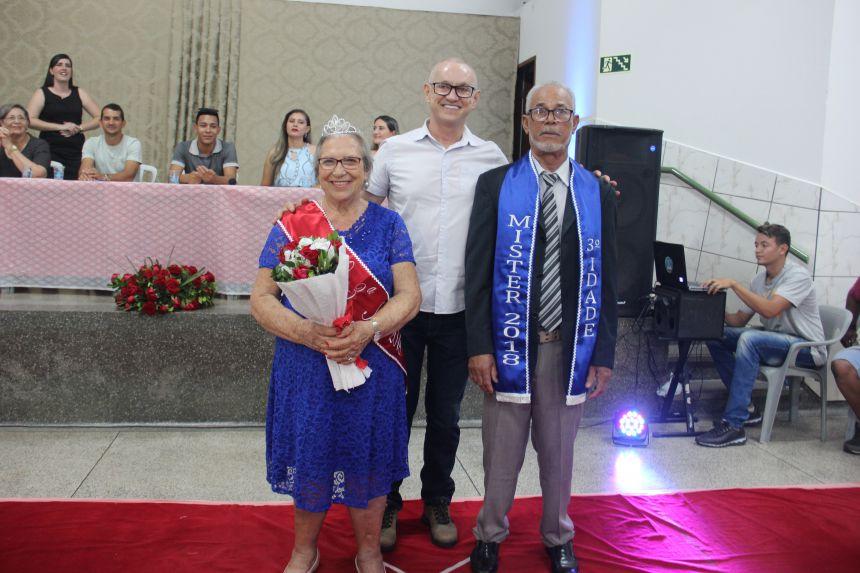 MISS & MISTER DA TERCEIRA IDADE DE PAIÇANDU