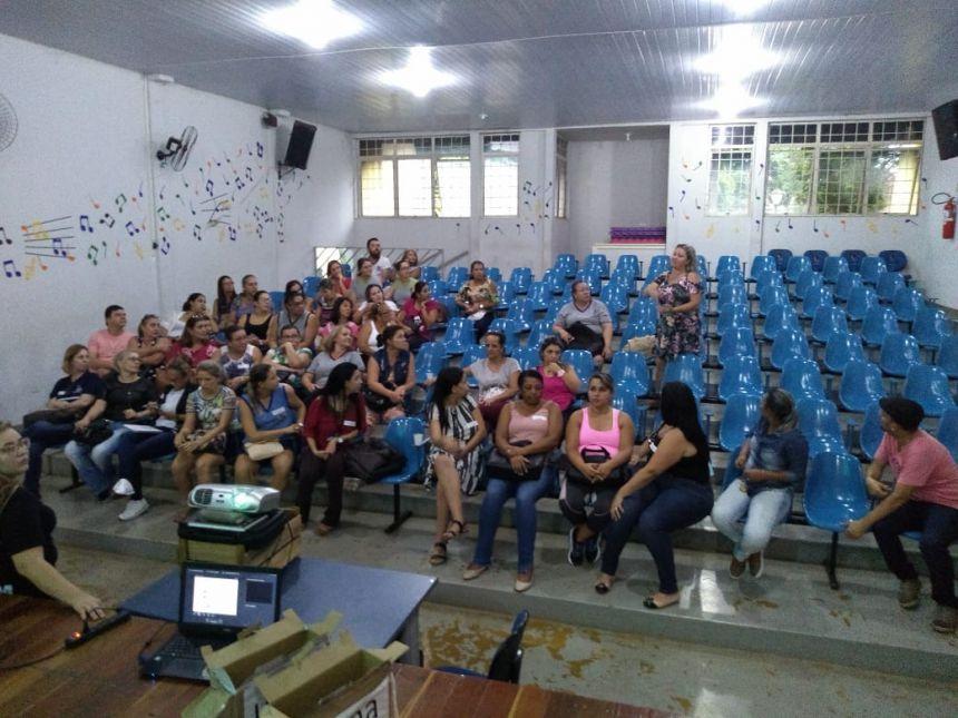 1ª Audiência Pública do Conselho de Educação
