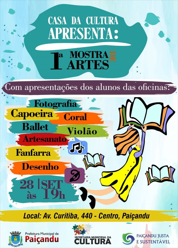 #1ª Mostra de Artes