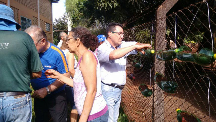 Secretaria de Assistência Social adere novo projeto: Terra Viva
