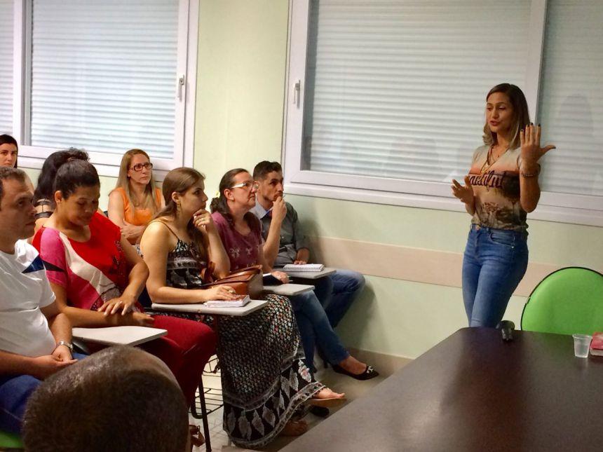 Secretaria de Assistência Social se capacita para plano municipal