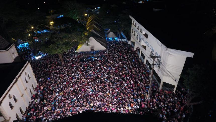 5ª festa das nações de Paiçandu supera expectativas