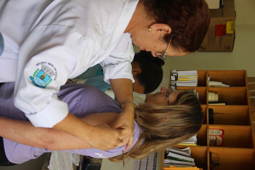 Campanha de Vacinação contra a Gripe começa em Paiçandu
