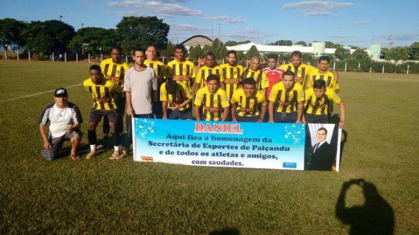 Anizinho Aludiza vence 19° Campeonato Municipal de Futebol