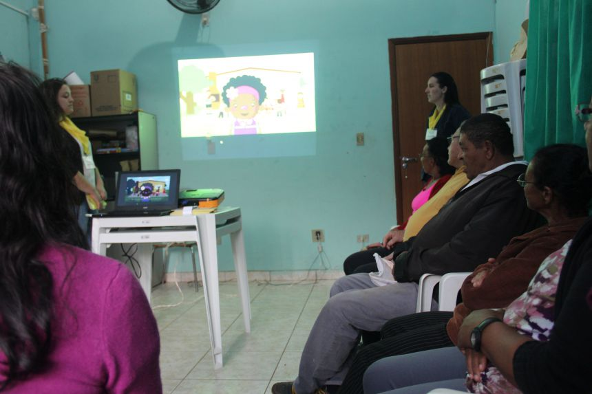 CREAS realiza palestra de conscientização contra abuso sexual de crianças e adolescentes