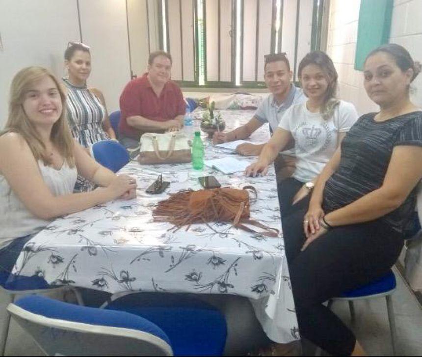 Reunião da Assistência Social e do CMDCA de Maringá