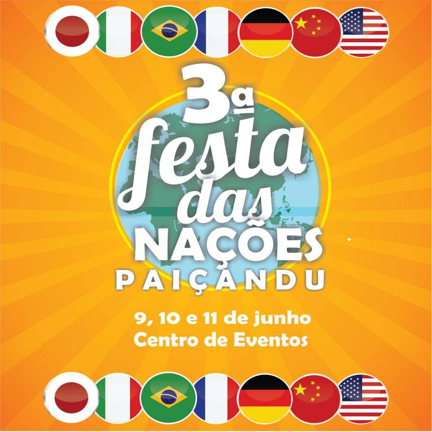 Regulamento: 3 Festa de Comidas Típicas dos Estados e das Nações e Feira de Artesanato