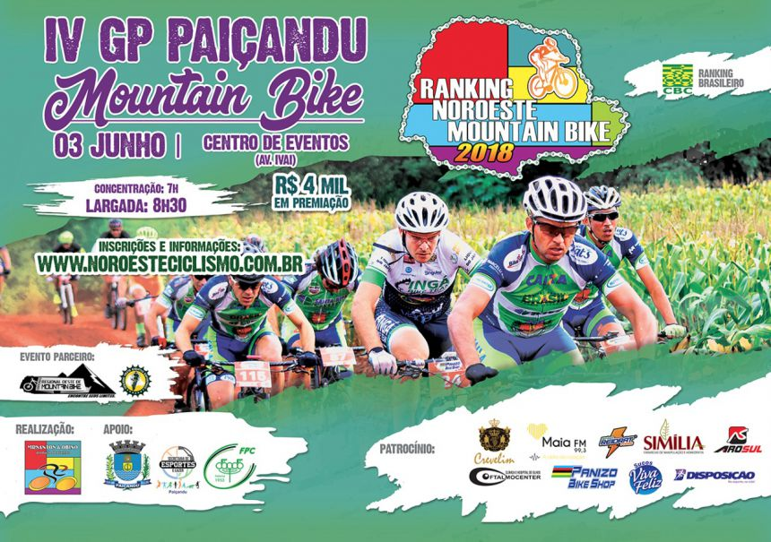 4º GP Paiçandu Mountain Bike