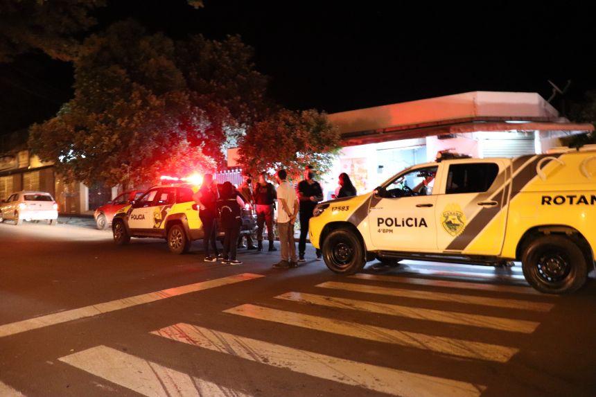 Prefeitura e Polícia Militar realizam AIFU em Paiçandu