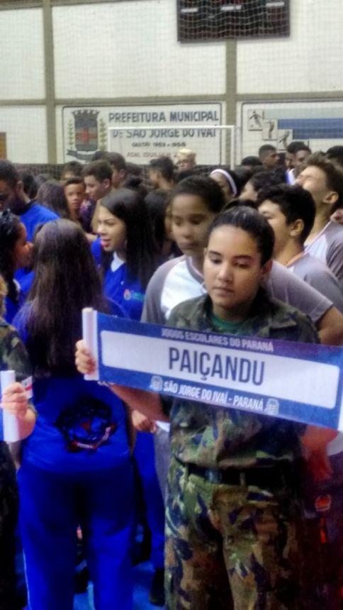 Jogos escolares do Paraná chegam à fase final