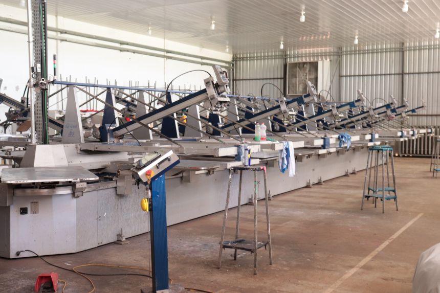 Grande parte das indústrias em Paiçandu optam por fechar mesmo sem o decreto