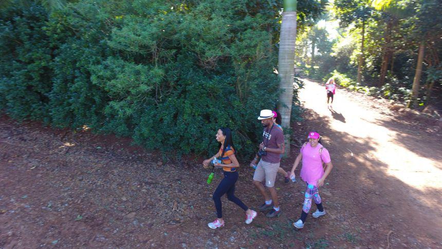 8ª Caminhada na Natureza - Novo Circuito Colombinho reúne centenas de pessoas