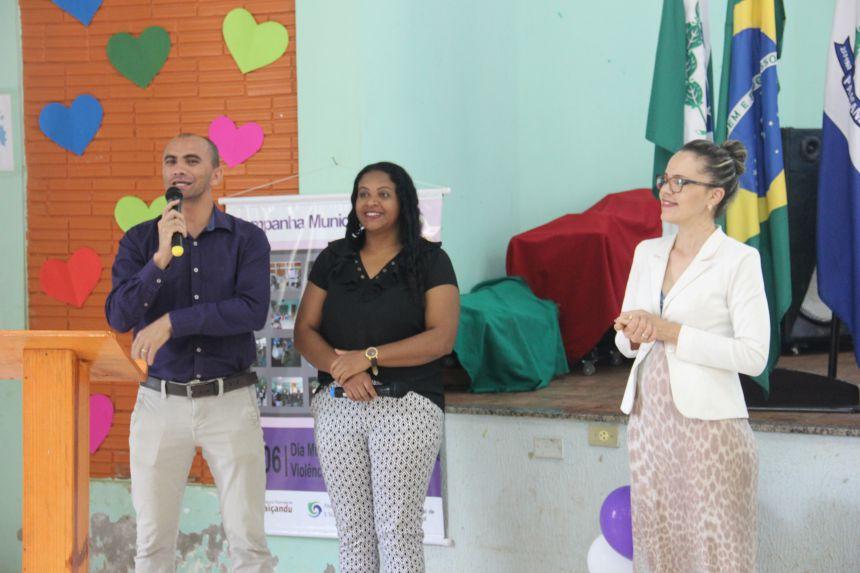 Secretaria de assistência social realiza: Comemoração do mês da pessoa idosa