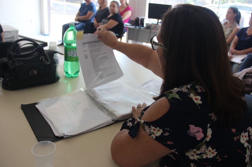 Vigilância Epistemológica participa da reunião para avaliar os indicadores da Saúde do Município de Paiçandu