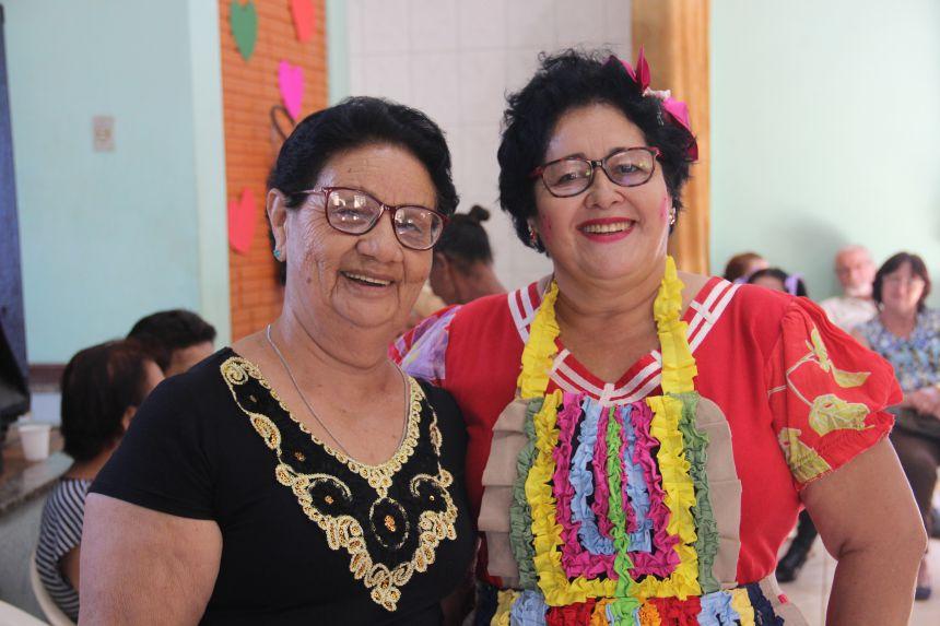 Centro de Convivência do Idoso realiza tradicional festa junina