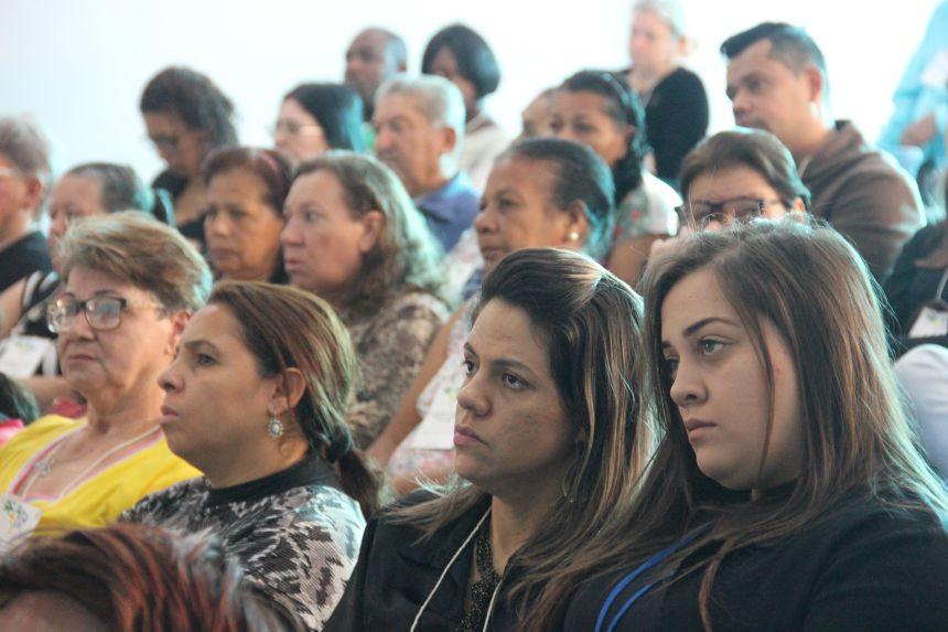 11ª Conferência Municipal de Assistência Social de Paiçandu reúne usuários e autoridades