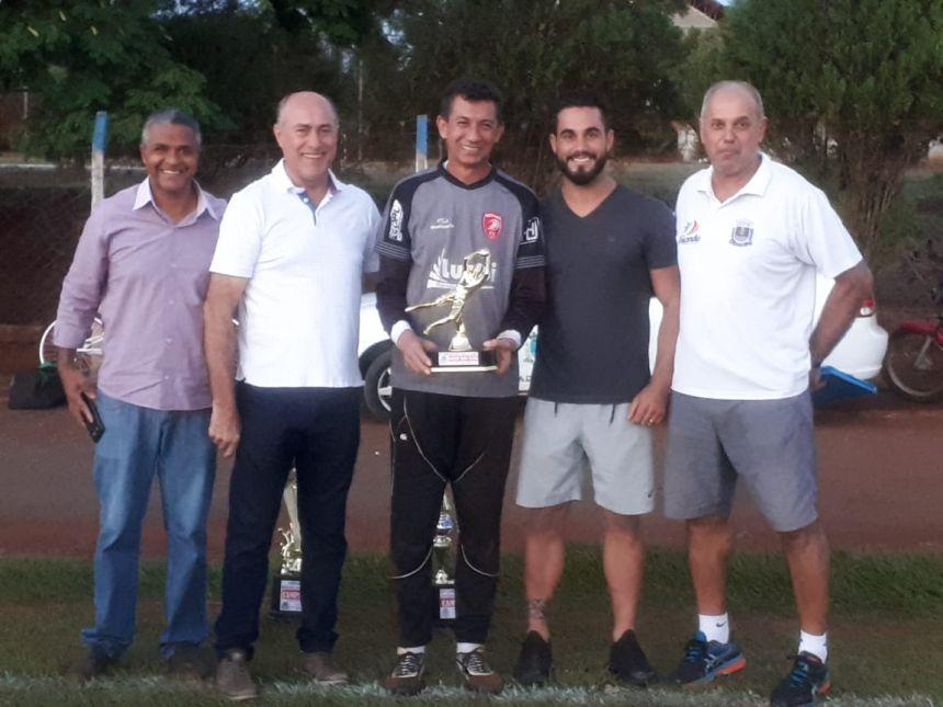 Secretaria de esporte e lazer realiza final do20 campeonato de futebol 2018