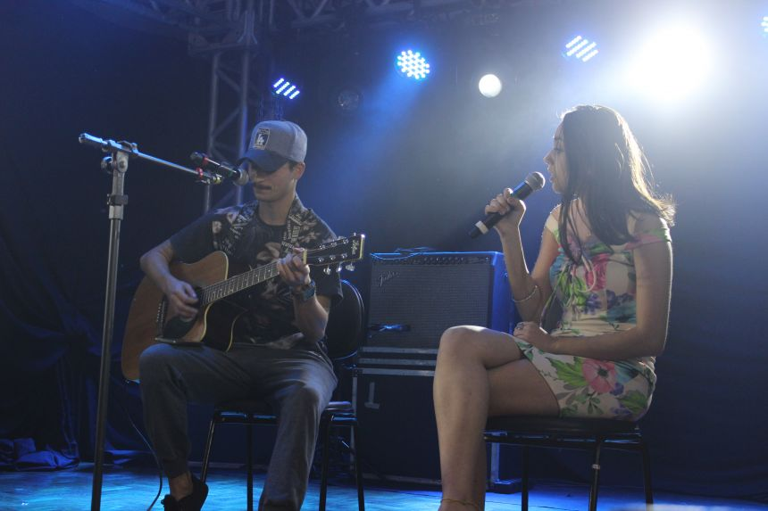 Segundo dia do 5º Festival de Música Novos talentos de Paiçandu
