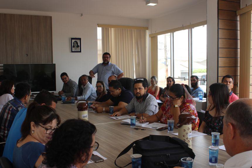 Prefeitura realiza audiência pública de prestação contas para o município