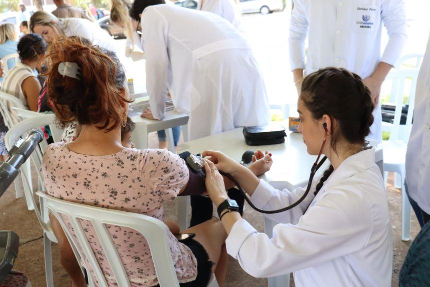 Saúde na Praça