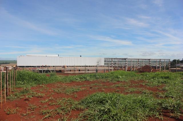 Centro de Distribuição Cidade Canção