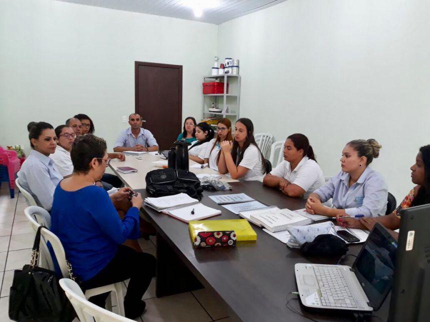 Secretaria de Assistência Social implanta o Projeto Criança Feliz