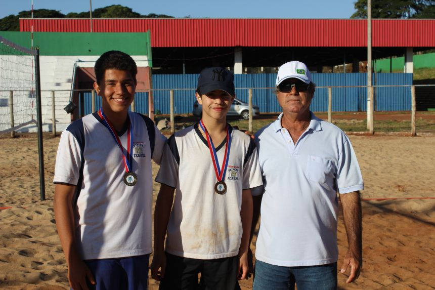 Secretaria de Esportes promove JEPS na categoria Vôlei de Areia