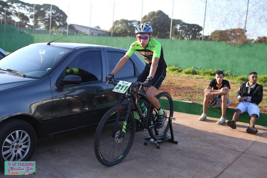 IV GP Paiçandu Mountain Bike teve mais de 400 participantes