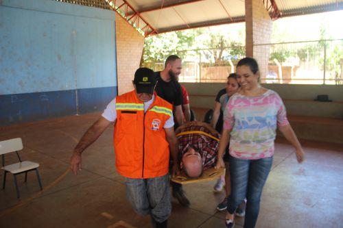 Profissionais da Educação recebem curso sobre Brigada de Incêndio e Primeiros Socorros