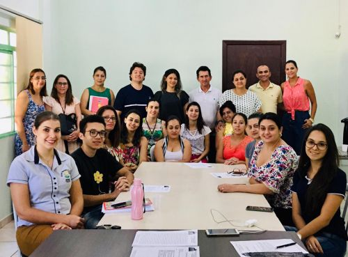 Reunião Ordinária do Conselho Municipal dos Direitos da Criança e do Adolescente