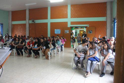 X Conferência municipal dos direitos da criança e do adolescente de Paiçandu reúne aproximadamente 100 pessoas