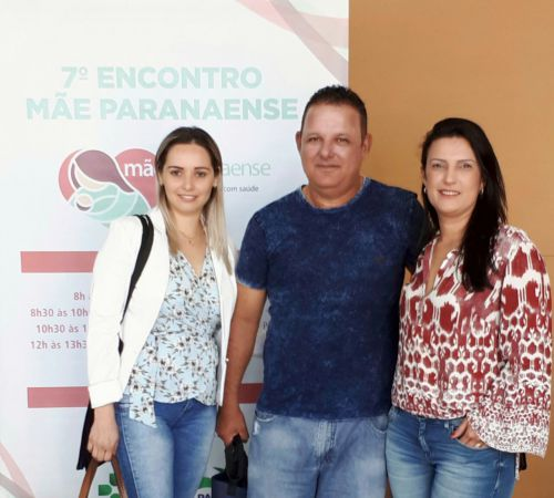 Gestores da prefeitura de Paiçandu participam do Encontro Mãe Paranaense