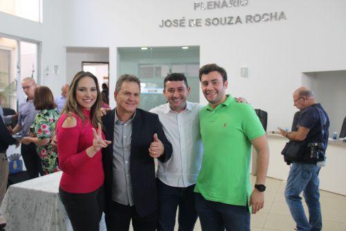 Município de Paiçandu recebe investimento da governadora estadual Cida Borghetti