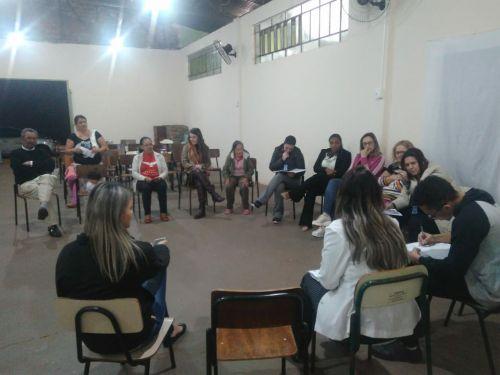 Pré-conferência Municipal dos Direitos das Crianças e Adolescentes