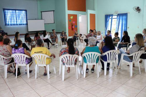 Primeira Pré-Conferência Municipal da Política Pública de Atendimento a Mulher