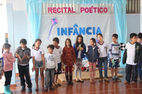 Recital Poético homenageia Pedro Bandeira, Cecília Meireles e professora Ivanete Brás