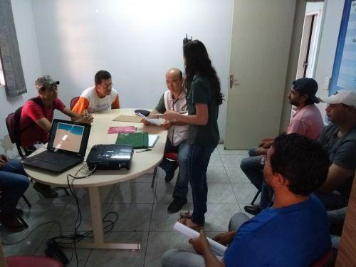 Secretaria de agricultura e SENAR oferecem curso de tratorista