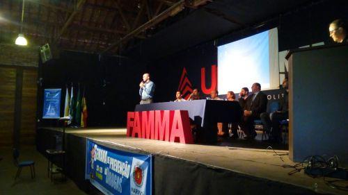 Secretário de assistência social participa do 7° Fórum Municipal de Políticas Sobre Drogas