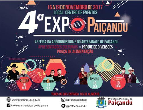 4ª ExpoPaiçandu
