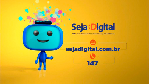 Famílias que instalam kit gratuito da TV digital podem concorrer a prêmios de R$ 2 mil