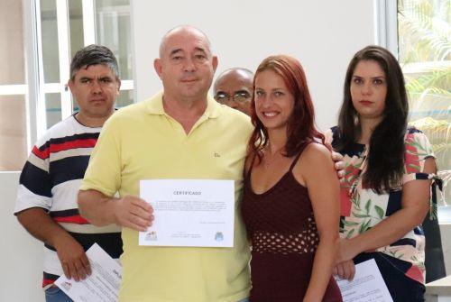 Posse dos novos conselheiros tutelares de Paiçandu e Água Boa