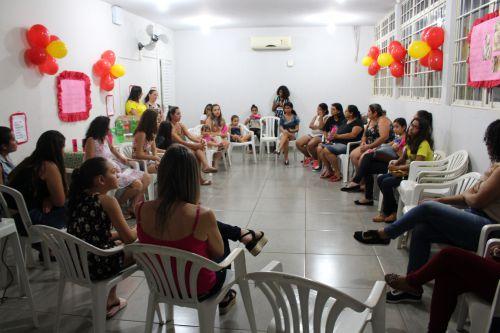 Secretaria da Cultura realiza a primeira edição do Chá das Minas em Paiçandu