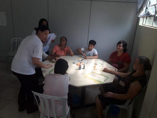 """FAINSEP realiza projeto """"Jogos, brinquedos e brincadeiras"""" na Estação do Ofício"""