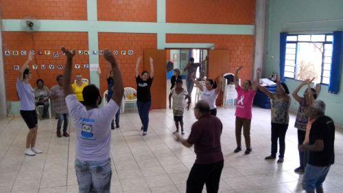 Secretaria de Assistência social realiza semana especial para os idosos