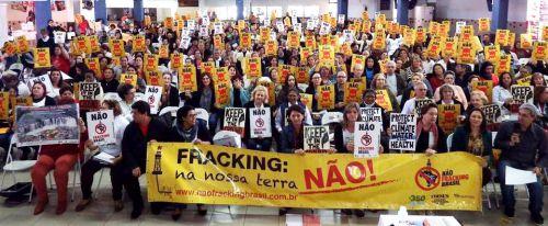 Municípios do noroeste paranaense participam de audiências públicas contra o fracking
